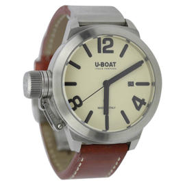 U-Boat Classico AS/45 Stainless Steel Automatic 45mm Watch