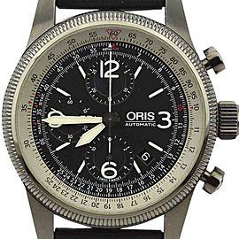 Oris Big Crown X1 01-675-7648-4 Stainless Steel 46mm Mens Watch