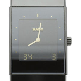 Rado Diastar Tech 193.032.3 Ceramics Analog Digital 28mm Mens Watch