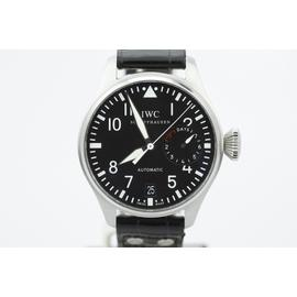 IWC Big Pilot IW500901 Stainless Steel7 Day Stainless Steel Automatic 46mm Mens Watch
