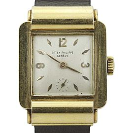 Patek Philippe Vintage 2473 18K Yellow Gold 26mm Watch