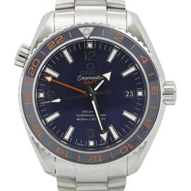 Omega Seamaster O23230442203001 Planet Ocean Stainless Steel Automatic Blue Dial 43.5mm Mens Watch