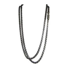 David Yurman 925 Sterling Silver Necklace