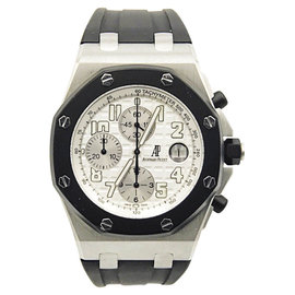 Audemars Piguet Royal Oak 25940SK.OO.D002CA.02 Stainless Steel with Silver Dial 42mm Mens Watch