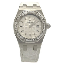 Audemars Piguet Royal Oak Offshore 77321ST.ZZ.D012CR01 Stainless Steel 33mm Womens Watch