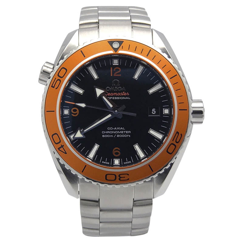 """Image of """"Omega Seamaster 232.30.46.21.01.002 Stainless Steel with Black Dial"""""""