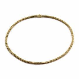 John Hardy 18K Yellow Gold Classic Necklace