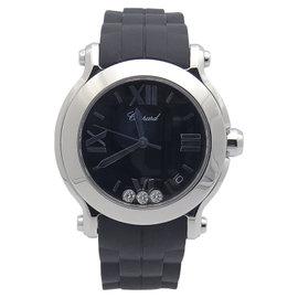 Chopard Happy Sport 278475-3014 Stainless Steel 36mm Womens Watch