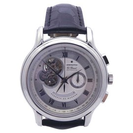 Zenith Chronomaster XXT 03.1260.4021.02.C505 Stainless Steel Silver 44mm Mens Watch