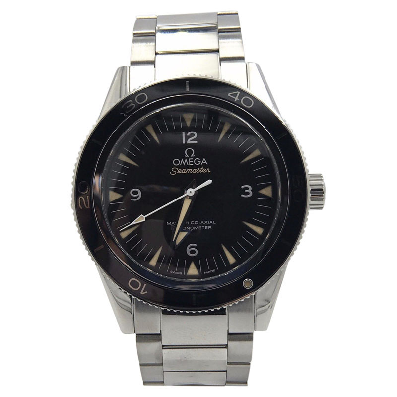 "Image of ""Omega Seamaster 233.30.41.21.01.001 Stainless Steel Automatic 41mm"""