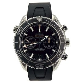 Omega Planet Ocean 232.30.46.51.01.001 Stainless Steel & Rubber Automatic 45.5mm Mens Watch