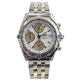 Breitling Chronomat D13050.1 Stainless Steel & Yellow Gold Automatic 41mm Mens Watch