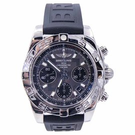 Breitling Chronomat AB014012 Stainless Steel & Rubber Automatic 41mm Mens Watch