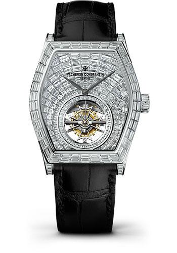 "Image of ""Vacheron Constantin Malte 30630/000G-9899 18K White Gold & Leather"""