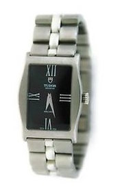 """Image of """"Tudor Archeo 30210 0210 0 Stainless Steel 24mm Watch"""""""