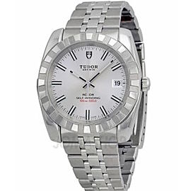 Tudor Classic Collection 21010/1990E Stainless Steel 38mm Watch
