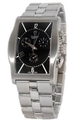 """Image of """"Tudor 4332003100 Stainless Steel 38mm Watch"""""""