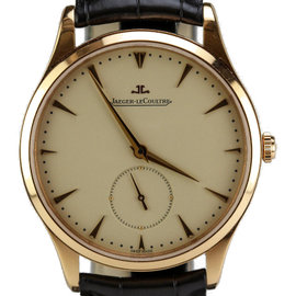 Jaeger LeCoultre Master Control Ultra Thin 18K Rose Gold Q1352420