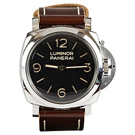 Panerai Luminor 1950 3 Days Historic 47mm Mechanical Watch P. 3000 PAM 372