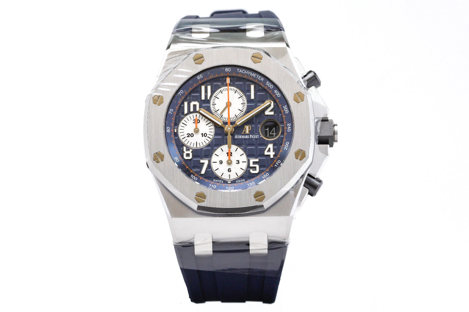 "Image of ""Audemars Piguet Royal Oak Offshore Navy 26470St.oo.a027Ca.01 Stainless"""