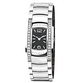 Bulgari ASSIOMA D AA35BSDS 35mm Watch