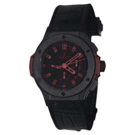 Hublot Limited Edition Big Bang King 322.CI.1130.GR.ABR10 Red Black Ceramic Automatic 48mm Mens Watch