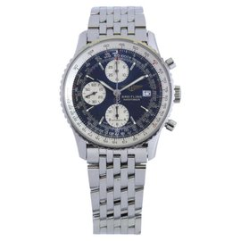 Breitling Navitimer A13322 Stainless Steel Automatic 41mm Mens Watch