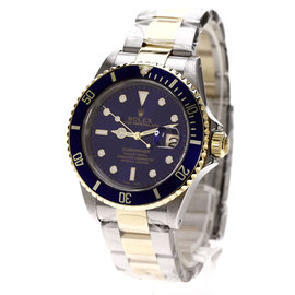 Rolex Submariner 16613 18K Yellow Gold/Stainless Steel Automatic 40mm Mens Watch