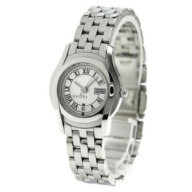 Gucci 5500L Stainless Steel 27mm Women's Watch