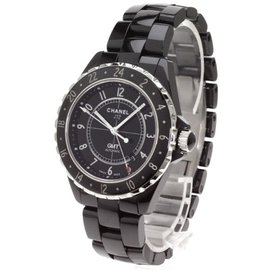 Chanel J12 H2012 Ceramic Automatic 42mm Mens Watch