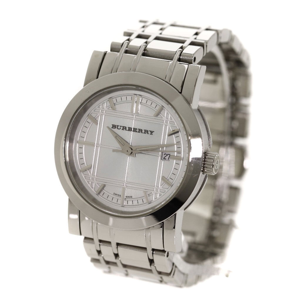 "Image of ""Burberry BU 1351 Stainless Steel Quartz 28mm Womens Watch"""