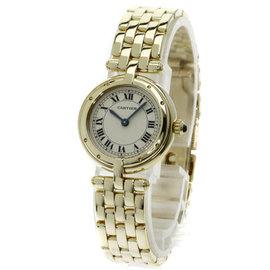 Cartier Pantheresm 18K Yellow Gold Quartz 24mm Womens Watch