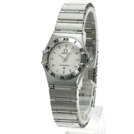 Omega Constellation Mini 1562.30 Stainless Steel Quartz 23mm Womens Watch