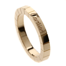 Cartier 18K Pink Gold Ring Size 6