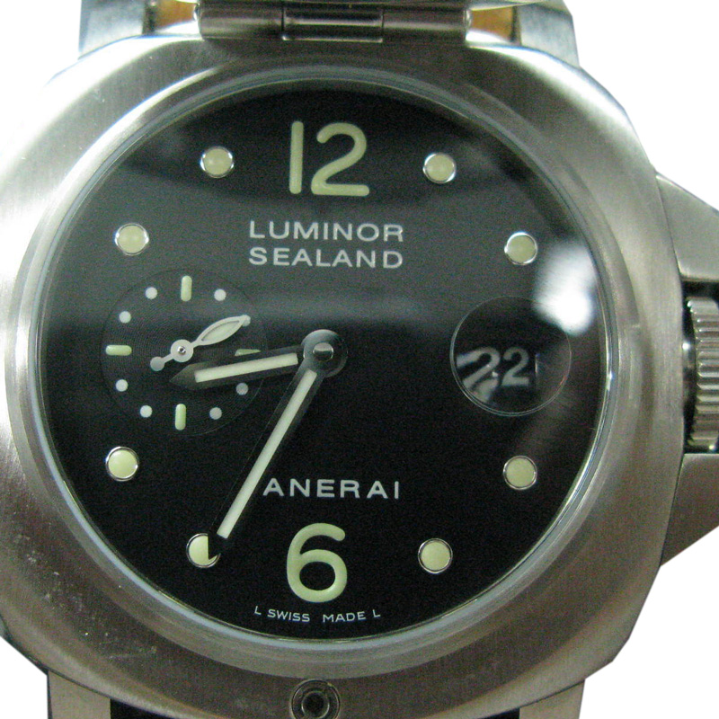 "Image of ""Panerai Jules Verne Pam 126 Special Edition 59/100 100 Mens Watch"""