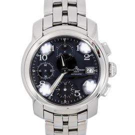 Baume & Mercier 6859 Capeland Automatic Chronograph Stainless Steel Men's Watch