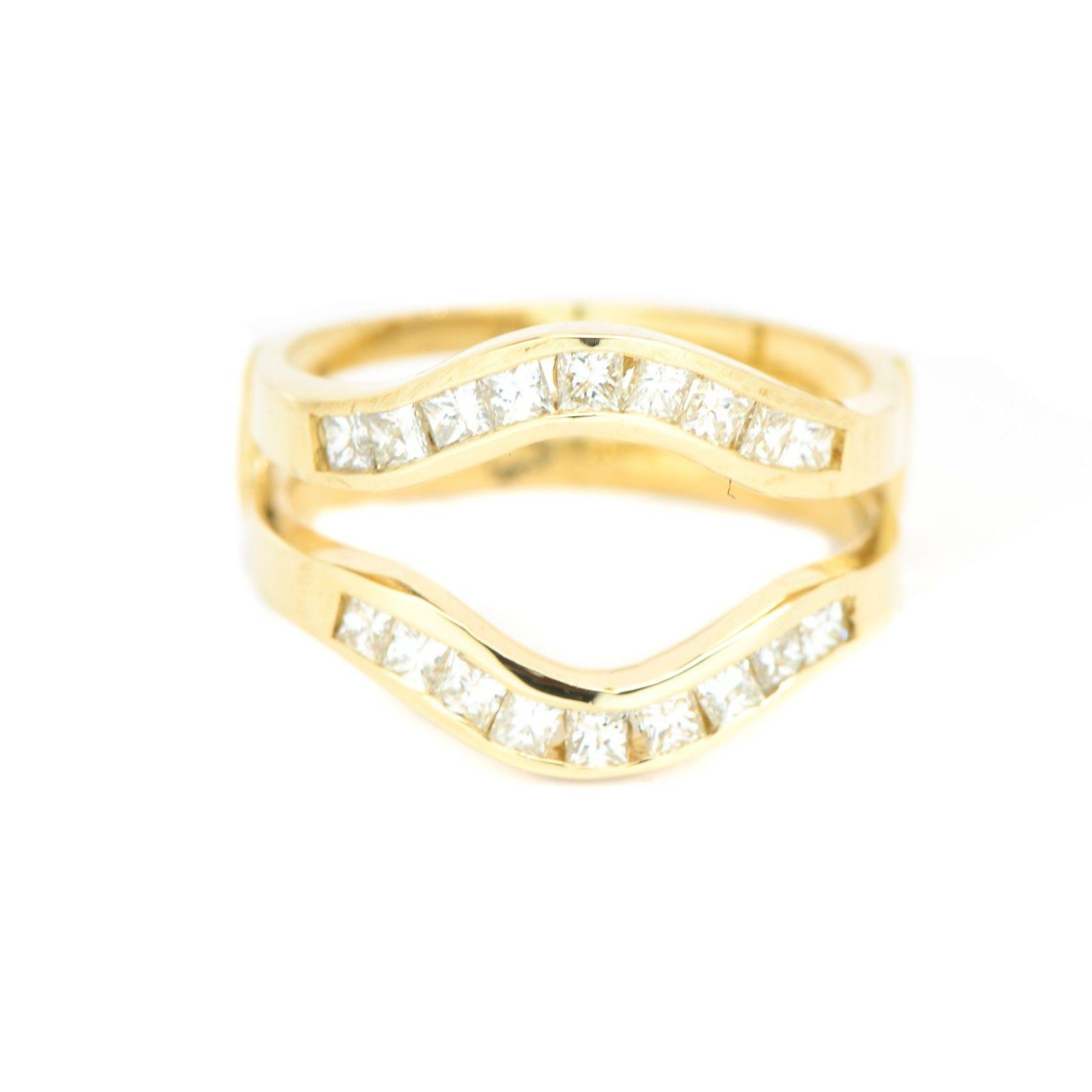 """Image of """"14K Yellow Gold 0.71 ct. Round Diamond Ring"""""""