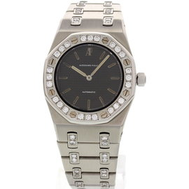 Audemars Piguet Royal Oak Stainless Steel Diamonds Unisex Watch