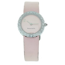 Tiffany & Co.Stainless Steel Paloma Picasso Diamonds Womens Watch