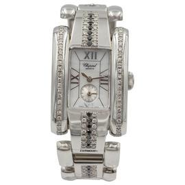 Chopard La Strada Stainless Steel With Diamonds Womens Watch