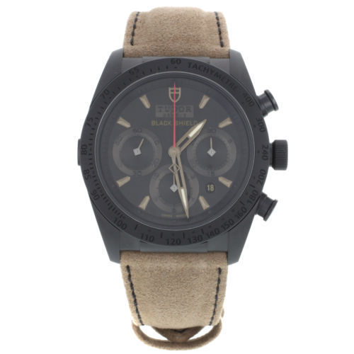 "Image of ""Tudor 42000Cn Fastrider Black Shield Ceramic Chronograph Automatic"""