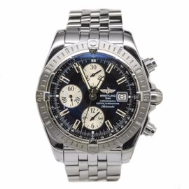 Breitling Winrider Chronomat Evolution A13356 Stainless Steel Automatic Men's Watch