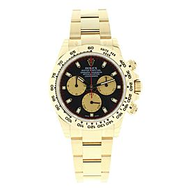 Rolex Daytona 116508 18K Yellow Gold 40MM Watch