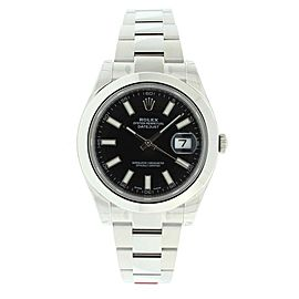 Rolex Datejust 116300 Datejust Stainless Steel 41MM Watch