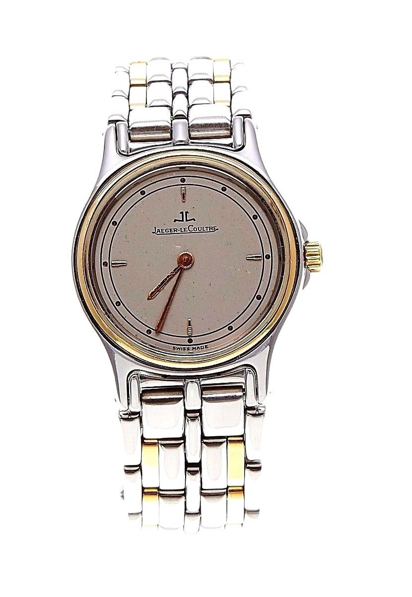 "Image of ""Jaeger-Lecoultre 132.5.09 Two Tone Stainless & Gold Plated Quartz"""
