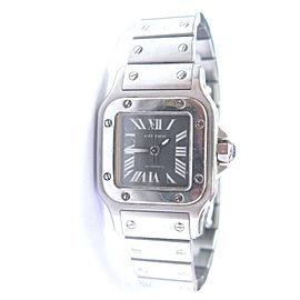 Cartier Santos 2423 Stainless Steel 24mm Watch