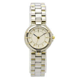 Yves Saint Laurent 4630-E63468Y Stainless Steel / Gold Plated 23 mm Womens Watch
