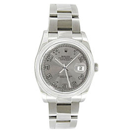 Rolex Datejust 116200 Stainless Steel 36mm Mens Watch