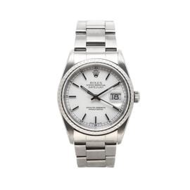 Rolex Datejust 16200 Stainless Steel 36mm Watch