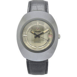 Rado Dia-Star Stainless Steel 35mm Mens Watch